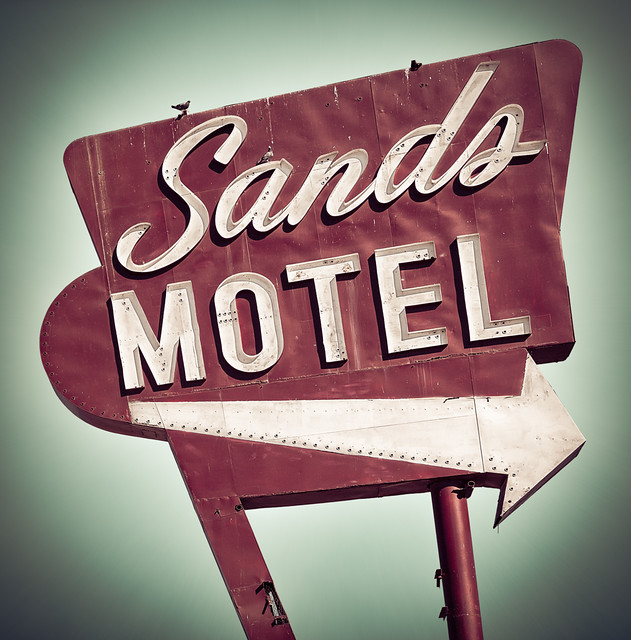 Sands Motel: Part 1