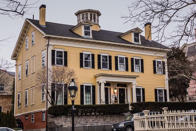 Charles Lippitt House