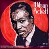 Portrait of American R&B, Soul and Rock 'n' Roll legend Wilson Pickett.