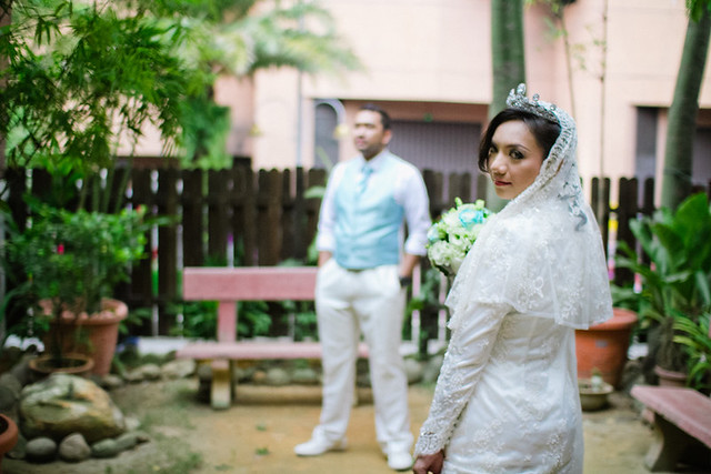 nizam + izmira // post-wedding portraiture