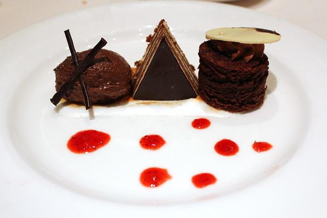 Chocolate Dream Trio