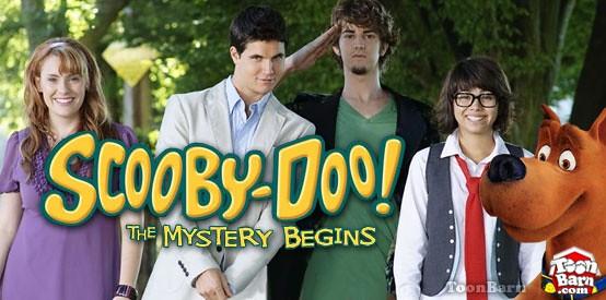 SCOOBY DOO CARTOON MYSTERY BEGINS