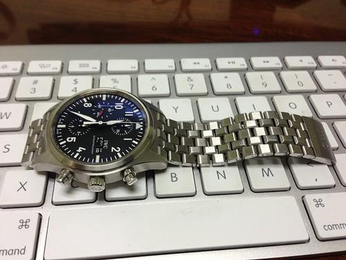 Iwc bracelet