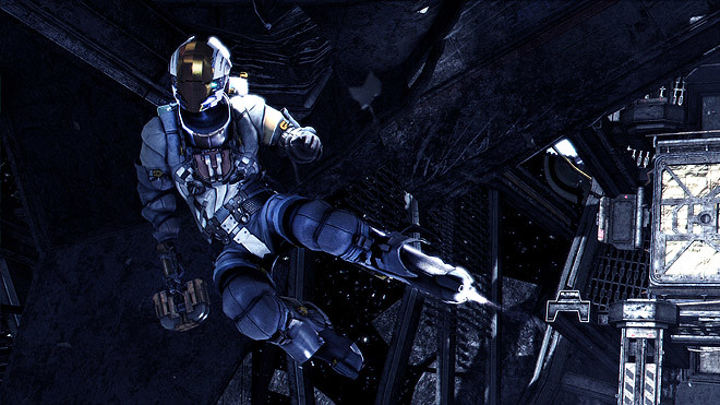 Everything that's wrong with Dead Space 3′s opening hours