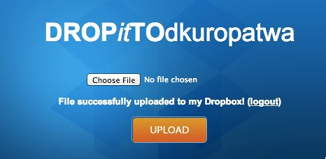 DROPitTO - dkuropatwa