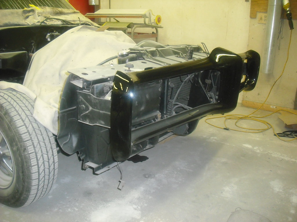 Update on my latest project - 68 GTO 8459995838_4d389ce6d3_b