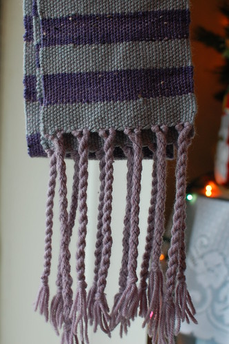 Lovely braided Tassels