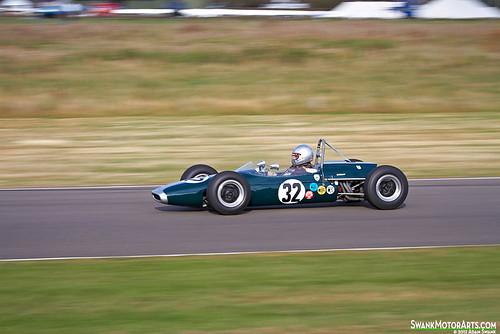 Brabham-Ford BT14 by autoidiodyssey