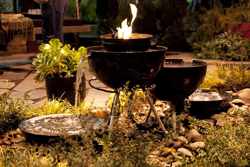 grill fountain 1