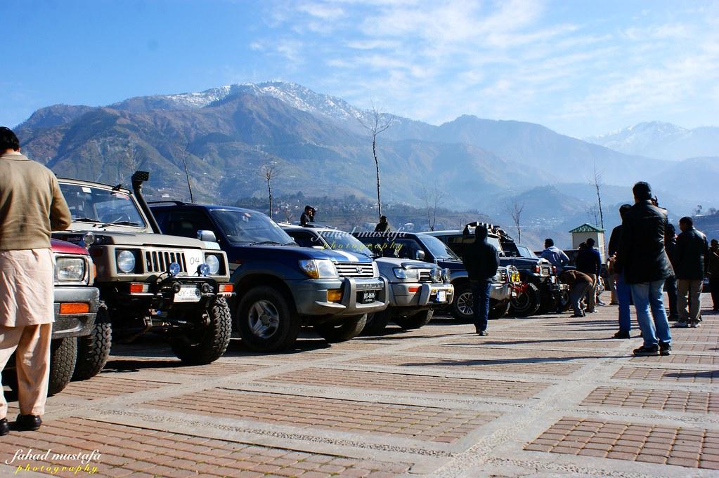 Muzaffarabad Jeep Club Neelum Snow Cross - 8469403570 f43f152c7f b