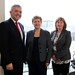European Commissioner Georgieva visits Northern Ireland, 11 February, 2013