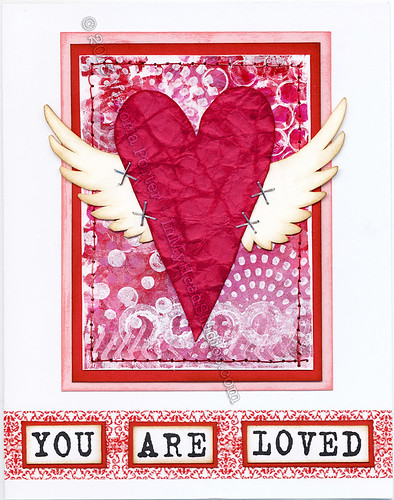 Card for With Love From Friends (1)