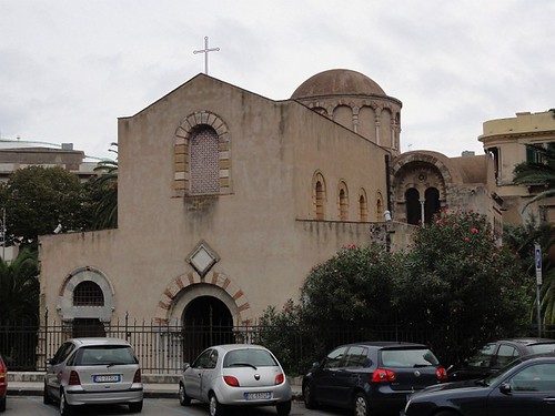 Messina Church of Santissima Annunziata dei Catalani