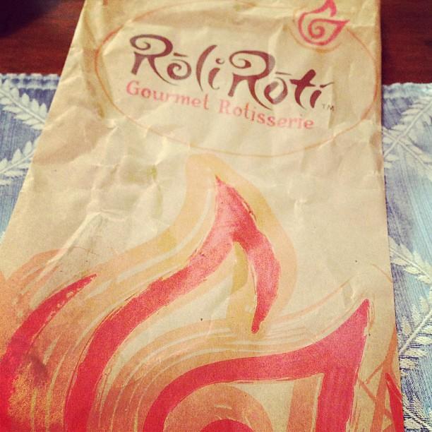 Roli Roti at SF Farmers' Market