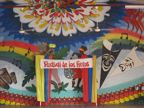 Fiesta de la Palabra 24. Pelaya, Cesar. Archivo Liebre Lunar