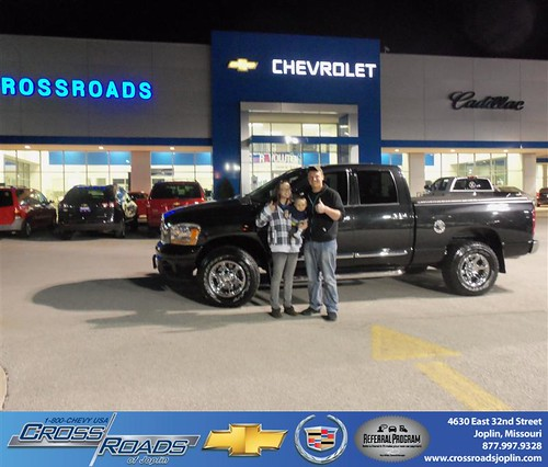 Lovely Crossroads Chevrolet Cadillac Joplin Missouri Customer Reviews And  Testimonials   Justin Wirick