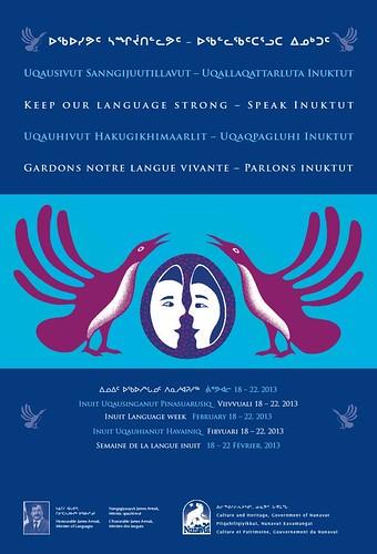 Inuit Language Week February 18-22