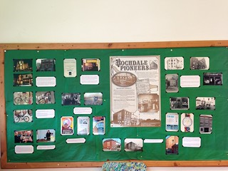 Rochdale Pioneers Display