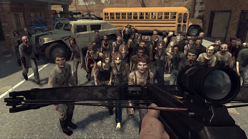 The Walking Dead: Survival Instinct - Screenshot