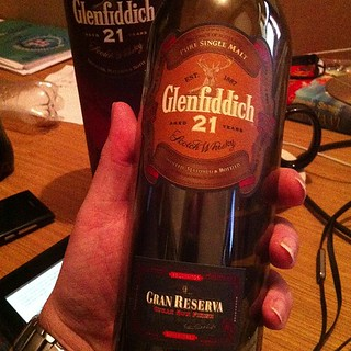 Glenfiddich 21 Gran Reserva