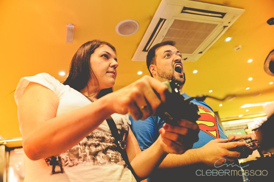 Ana e Fabio E-session na Loja Geek Alameda Santos (30 de 38)