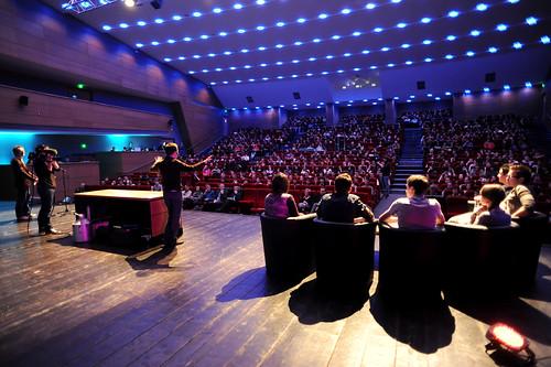 "Conférence ""Grand témoin : Julien Bobroff"""