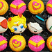 Sailor Moon Cupcakes by Animated Cupcakes
