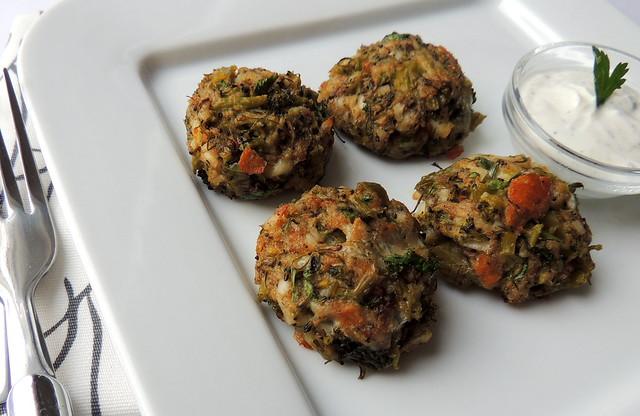 brokoli köfteleri