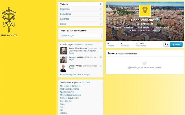 Vaticano Sede Vacante