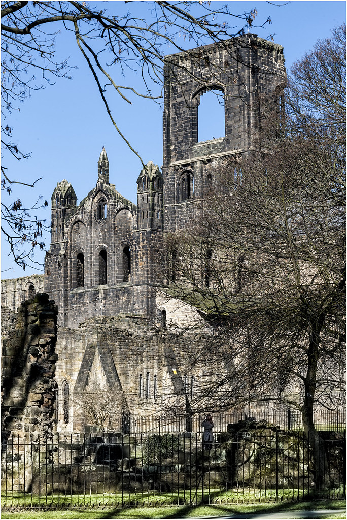 Kirkstall Abbey  Leeds Taken with a Schneider 90 mm PC T/S Lens