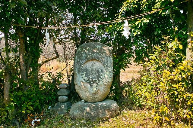 芦屋道満の墓 #2
