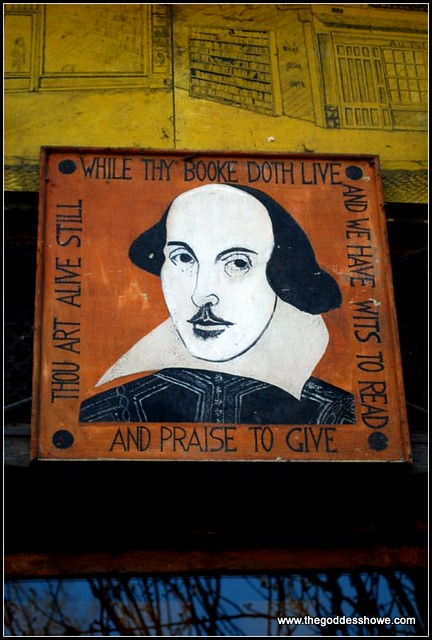 Shakepeare's likeness