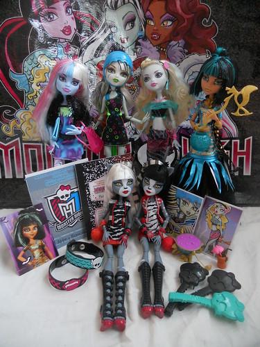 New Dolls :)