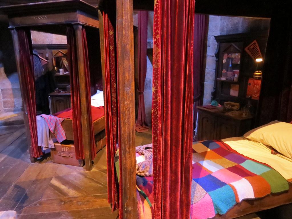 Gryffindor's Boy Dorm