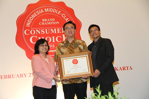 Indonesia Middle-Class Brand Forum 2013-Polygon