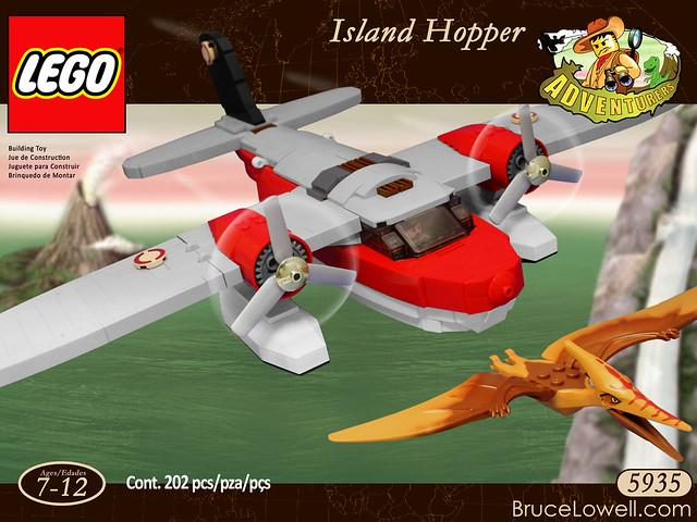 5935 Island Hopper (Redux) Box Art