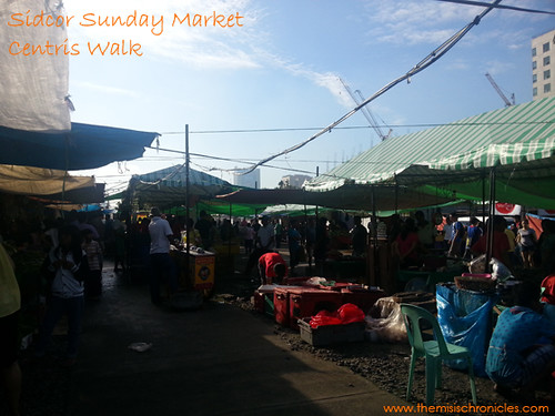 Tips before going to Sidcor Sunday Market