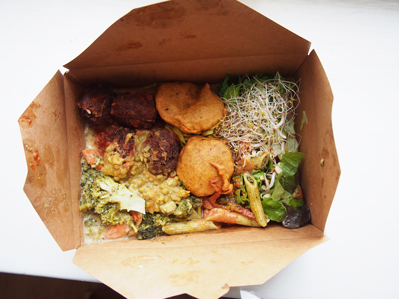 kasvisravintola gopal take away