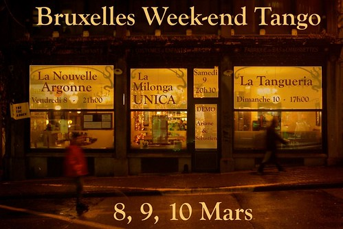 BRUXELLES WEEK-END TANGO (8-9-10 mars 2013)
