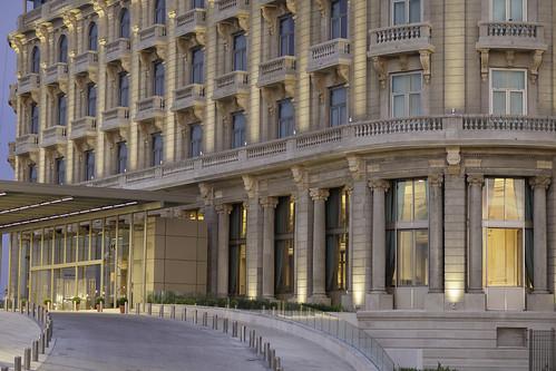 building architecture sunrise canon uruguay hotel arquitectura edificio casino amanecer montevideo carrasco sofitel rambla patrimonio historico nobile arocena canon5dmkii jikatu