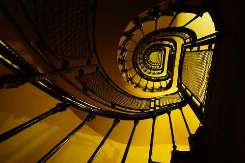 My first European stairwell abstract! [Explored]