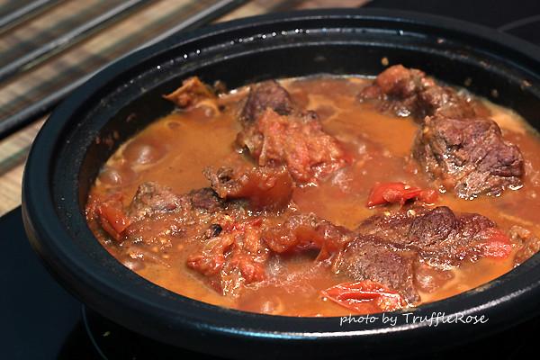 塔金料理。茄汁牛腩-20130312