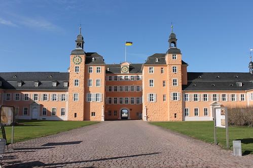 2013.03.09.046 - SCHWETZINGEN - Schloss Schwetzingen