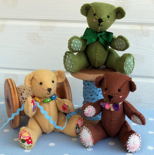 Teddy Bear Softie Pattern