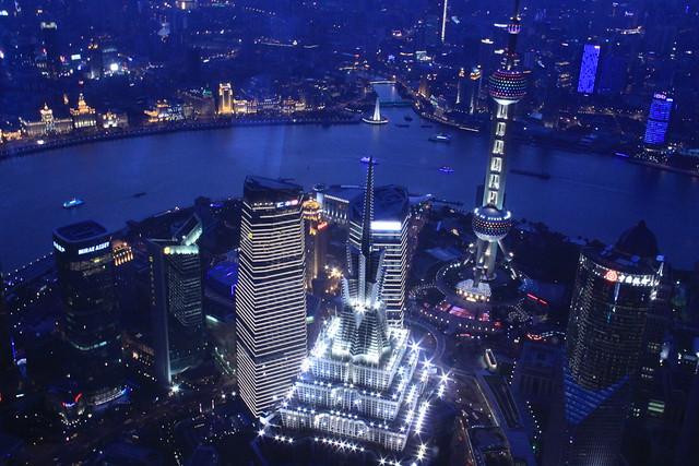 Shanghai - SWFC - Night blue