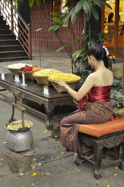 Dica, Bangkok, Grand Palace, o que fazer, Tailandia, viagem, turismo, Asia, seda