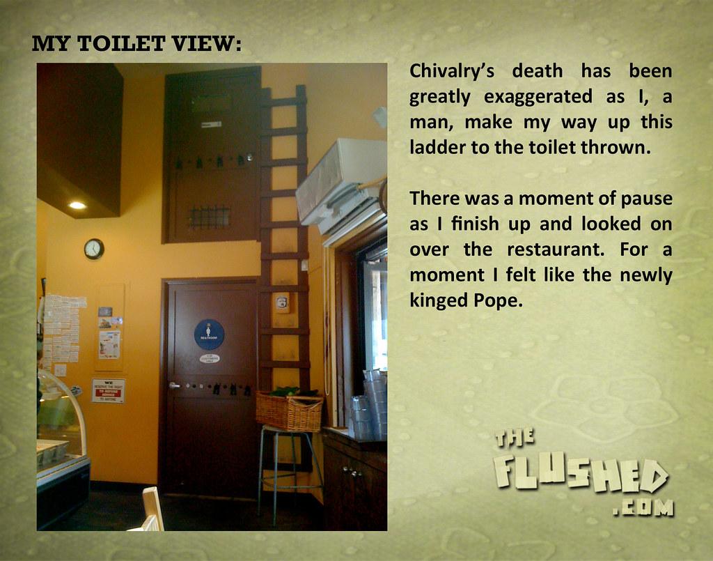 Toilet View