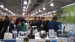 TSR Booth at AWP 2013