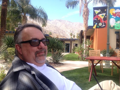 Jim in Palm Springs