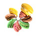 Planet macarons by le cabri
